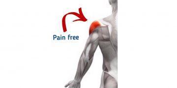 Shoulder pain rehabilitation