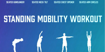 Office Mobility Workout
